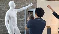 Con tangas, cubren esculturas para no herir susceptibilidades