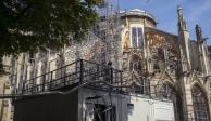 Ola de calor en Europa, nueva amenaza para Catedral de Notre Dame