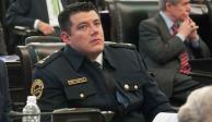 Cuentas bancarias del líder de bomberos de la CDMX siguen congeladas