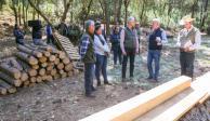 Impulsan en Edomex manejo sustentable de los recursos forestales
