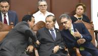 """Muñoz Ledo tampoco quiere Oples: """"el INE no necesita vejigas"""""""