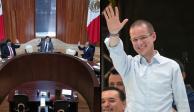 PGR sí usó recursos contra Anaya: TEPJF; el panista celebra resolución