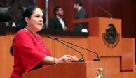 Revoca TEPJF invalidez de elección de Fernández para presidir Senado