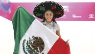 Longoria y el equipo de raquetbol le dan el oro 34 a México