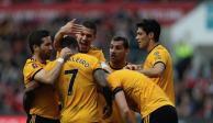 Raúl Jiménez y Wolverhampton avanzan a cuartos de final de la FA Cup