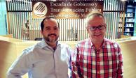 Urzúa se incorpora a plantilla de maestros del Tec de Monterrey