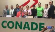 Eduardo Ávila, abanderado de México para Juegos Parapanamericanos
