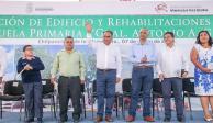 Guerrero, en histórico momento por reconstrucción de escuelas: Astudillo