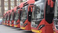 Evalúan arrendar unidades del Metrobús por situación financiera