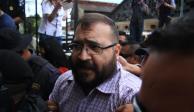Otorgan amparo a Javier Duarte; podrá apelar sentencia