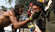 Gobierno de México condena violencia en Venezuela