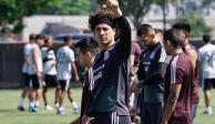 'Todo vale la pena cuando levantas el trofeo', Memo Ochoa