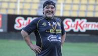Se filtra el diagnóstico médico de Maradona
