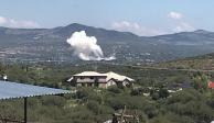 Explosión de polvorín en Hidalgo deja dos muertos