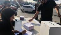 """FOTOS: Así se realiza la consulta ciudadana en BC sobre la """"Ley Bonilla"""""""