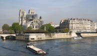 La catedral de Notre Dame estará cerrada hasta seis años