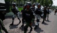 A golpes, matan a miembro de la Guardia Nacional en Xochimilco