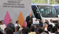 Gobierno del Edomex alista 81 unidades con tecnología de punta