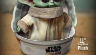 Yoda bebé peluche sale a la venta y se agota en segundos