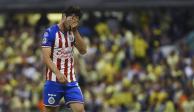 Antonio Briseño es suspendido cuatro partidos por falta sobre Giovani