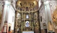 Concluyen restauración del templo San Felipe Neri en Oaxaca