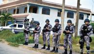 Se estrena en Veracruz y Oaxaca la Guardia Nacional