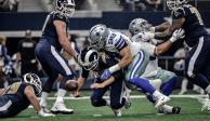 Rams, a la final de la Conferencia Nacional; venció 30-22 a Cowboys