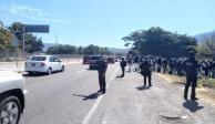 Exigen liberación de secretario de Gabinete de Tlapa