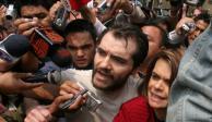 Proceso de extradición de Ahumada continúa, pese a liberación: FGR