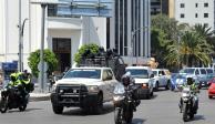 """Trasladan a """"El Felipillo"""", presunto líder del Cártel de Tláhuac, al Reclusorio Sur"""
