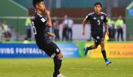 En muerte súbita, México pasa a la final del Mundial Sub 17