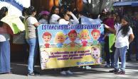 Senado, incluso con Morena, pide revertir recorte a estancias que afecta a 330 mil niños