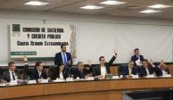 Comisión de Hacienda en San Lázaro aprueba Ley de Ingresos