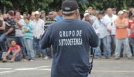AMLO reitera que su gobierno no promoverá la creación de autodefensas