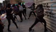 Mujeres que protestan no deben actuar como criminales: Rosario Piedra