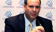 México no tiene que correr ningún riesgo comercial, asevera Coparmex
