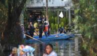 Faltan protocolos para emergencias en canales de Xochimilco, reconoce Orta