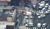 Nuevo tiroteo en EU deja al menos 6 policías heridos en Filadelfia