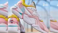 FOTOS: Puma y Barbie crearon una colección que te hará recordar tu infancia