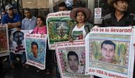 Denuncia CNDH en FGR a 235 servidores públicos por caso Iguala