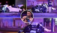 FOTOS: Errol Spence Jr, campeón mundial de boxeo, sufre terrible accidente automovilístico