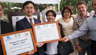 Reitera Japón cooperación técnica con México en sismos y tsunamis