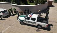 Bolivia vigila para detener a exfuncionarios, no para dar seguridad: SRE
