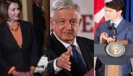 López Obrador llama a Pelosi a aprobar T-MEC
