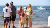 Turismo extranjero disminuye 5.4%, reporta Inegi