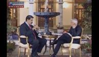 Recupera Jorge Ramos entrevista que le decomisó el régimen de Maduro