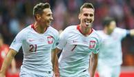 Polonia y Rusia aseguran su boleto para la Eurocopa 2020