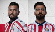 Chivas anuncia salida de dos defensas para el Apertura 2019