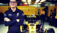 Ingeniero mexicano llega a la Fórmula 1