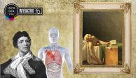 Interactivo: La sangre de Marat revela, después  de 200 años, la  enfermedad que padecía